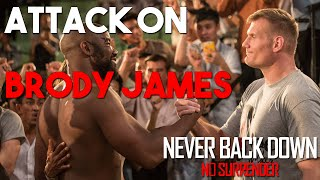 Nonton Attack On Brody James Scene   Never Back Down  No Surrender  2016  Hd Film Subtitle Indonesia Streaming Movie Download