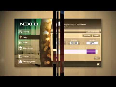 Video of Nexho Demo