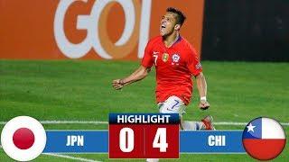 Video Јараn vs Chіlе 0-4 Highlights & Goals | Resumen y Goles - Cоpа Аmériса 2019 MP3, 3GP, MP4, WEBM, AVI, FLV Juni 2019