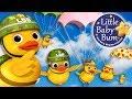 Six Little Ducks | Little Baby Bum | Nursery Rhymes for Babies | Songs for Kids