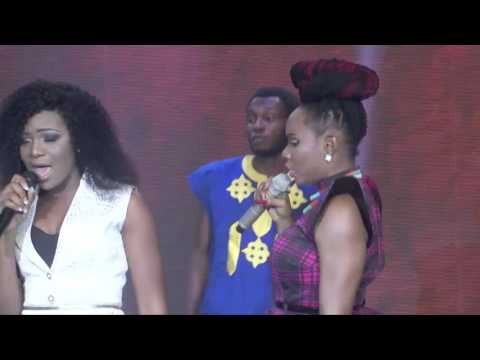 Pearl ft Yemi Alade - Whatever You DO (Live Performance) | MTN Project Fame Super Collabo