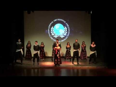 """RIMINI FEST 2016"" - GALA CONCERT, ""DARWESH"" FOLK DANCE GROUP - ARRABA CITY"