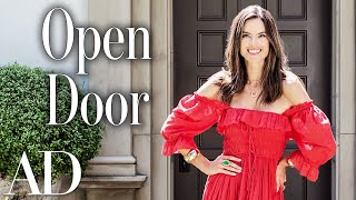 Video Inside Alessandra Ambrosio's Home | Open Door | Architectural Digest MP3, 3GP, MP4, WEBM, AVI, FLV April 2019