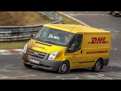 Nürburgring BEST OF Vans & Busses on the Nordschleife - Special Compilation!