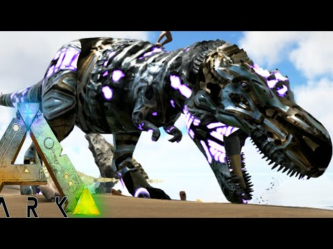ark survival evolved hypo rex and other isle dinosaurs in ark