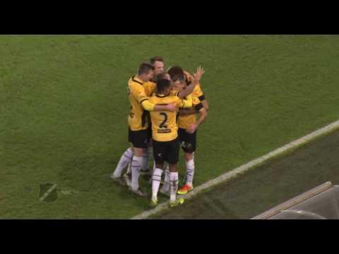 Doelpunten NAC tegen Almere City (3-1)