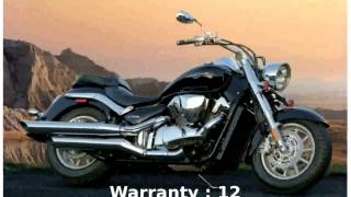 1. 2008 Suzuki Boulevard C109R - Specs and Features