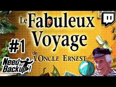 [Walkthrough] Live madeleine de Proust avec l'Oncle Ernest !