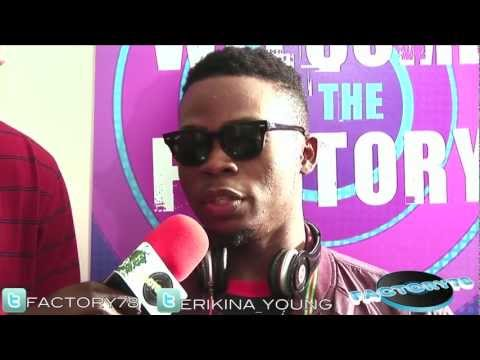 FACTORY78 - Olamide freestyle and Interview with Factory78