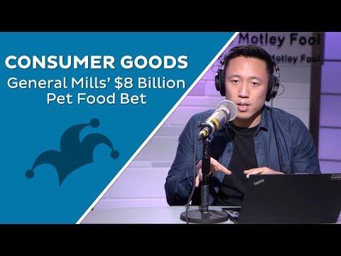 General Mills' $8 Billion Pet Food Bet