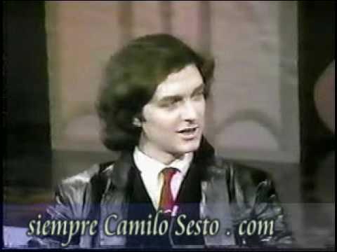 Camilo Sesto - Entrevista 1981 1/7