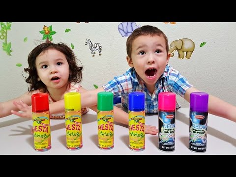 Video Learn Colors for Toddlers and Babies with SillyString - Kids Learning Colours with Fiesta String Toy download in MP3, 3GP, MP4, WEBM, AVI, FLV January 2017