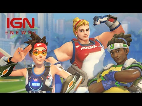 eSports Could Be a Part of the 2024 Olympics - IGN News