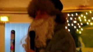 Lovozero - Saami New Year party.