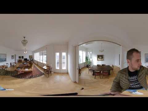 Video Nádherná prvorepubliková vila na unikátním místě v obci Nosislav