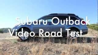 2013 Subaru Outback Review