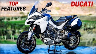 10. Top 5 Features 2018 Ducati Multistrada 1260 - You Must Know!!