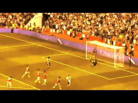 Fulham vs Arsenal (1-3) Goals & ALL highlights 24/8/2013 - HD - arsenal vs fulham 3-1 alle tore