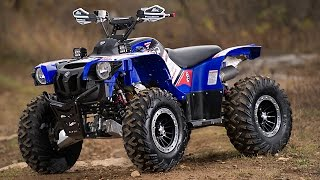 8. 2014 Yamaha Grizzly Customization Project - Part 1