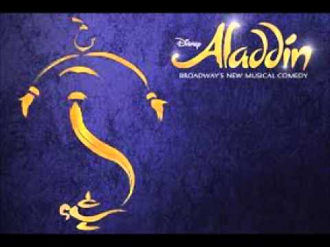 Disney's Aladdin The Broadway Musical-Prince Ali