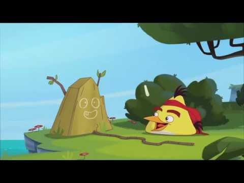 Злые птички Angry Birds Toons 2 сезон 12 серия Каменный брат все серии подряд (видео)