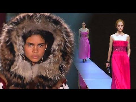 Milano Moda Haftası'nın son gününde iki dev marka