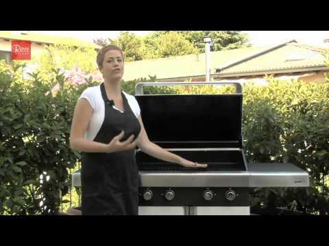Ricci Milano e youchef.tv - Come Preparare e Pulire il Barbecue