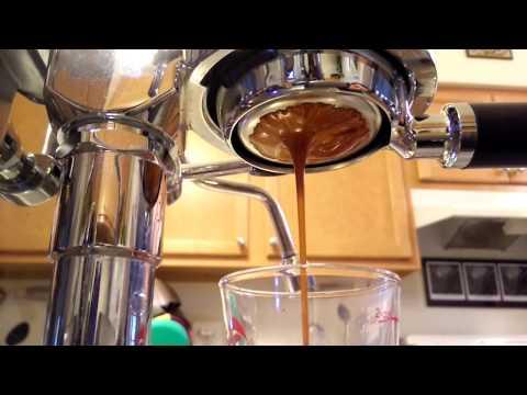 LUCCA M58 espresso machine by Quick Mill