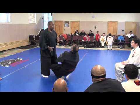 Sanuces Ryu Jujutsu 2013  / Professor Tom Curry