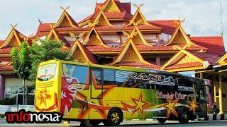 Video Mengalahkan Bandara! Inilah 6 Terminal Bus Terbaik dan Termegah di Indonesia MP3, 3GP, MP4, WEBM, AVI, FLV Agustus 2018