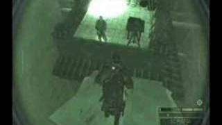 Splinter Cell Chaos Theory Walkthrough: Seoul FULL