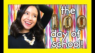 The 100th Day of School! | That One Happy Classroom