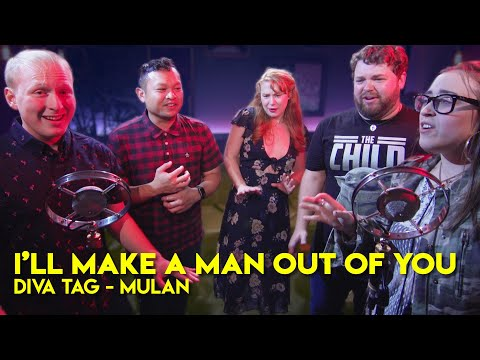 I'll Make A Man Out of You - Disney's Mulan Cover (Feat. Brian Hull)