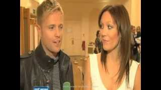 Nicky and GeorginaByrne RTE news Irish Prems