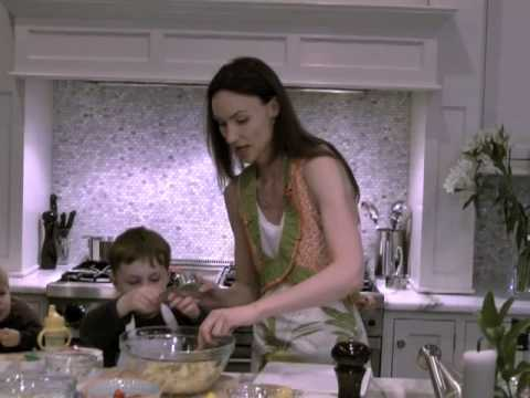 Couscous Cakes Recipe, Cooking with Kids