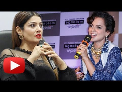 Raveena Tandon EXPOSES Bollywood, SUPPORTS Kangana Ranaut