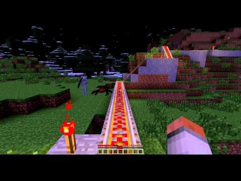 Minecraft: Прохождение карты \