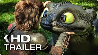 Video HOW TO TRAIN YOUR DRAGON 3 Trailer (2019) MP3, 3GP, MP4, WEBM, AVI, FLV Juni 2018