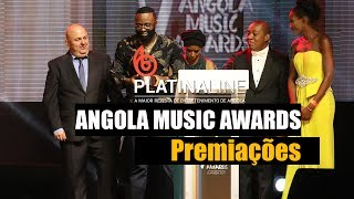 ANGOLA MUSIC AWARDS 2017