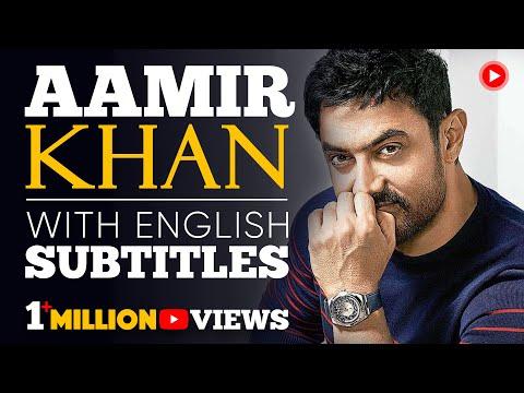 ENGLISH SPEECH | AAMIR KHAN: For a Better India (English Subtitles)