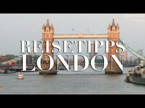 London: Low-Budget REISETIPPS LONDON + Vlog