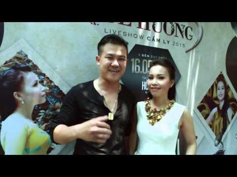 Liveshow Tự Tình QuêHương 5 - Cẩm Ly & Vân Quang Long