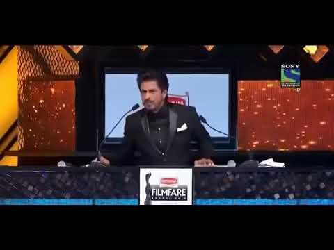 Shahrukh Khan & Kapil Sharma Comedy at Filmfare Award
