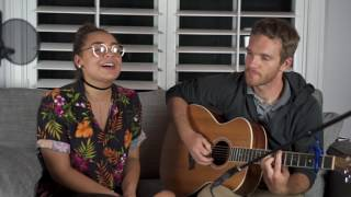Kissing the Lipless - Jaida and Sean - The Shins Acoustic Cover