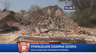 Video Peninjauan Dampak Gempa di Jawa Timur MP3, 3GP, MP4, WEBM, AVI, FLV Oktober 2018