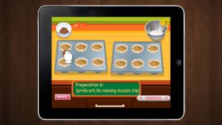 Tessa's Cup Cake - Cake games YouTube video