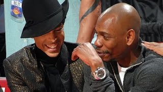 Video Dave Chappelle on his friendship with Prince MP3, 3GP, MP4, WEBM, AVI, FLV April 2018