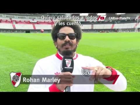 Rohan Marley en el Monumental