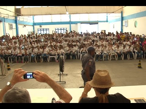 Proerd forma 428 alunos do 5º ano para lutar contra drogas