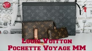 Love this Monogram Eclipse Pochette Voyage MM! I'm happy to answer any questions and explore any ideas you have for future videos ☺ Please like and subscribe...